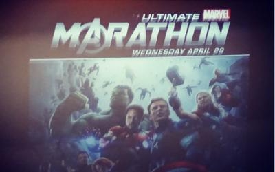Ultimate Marvel Marathon – A 29 hour nerd endurance trial